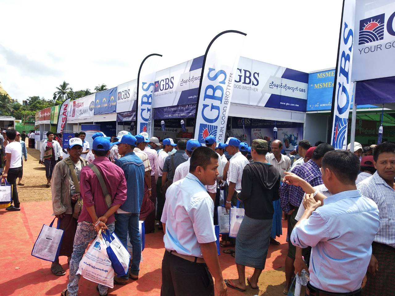 MSMEs Product Exibition and Competition (Bago) (Photo 6)