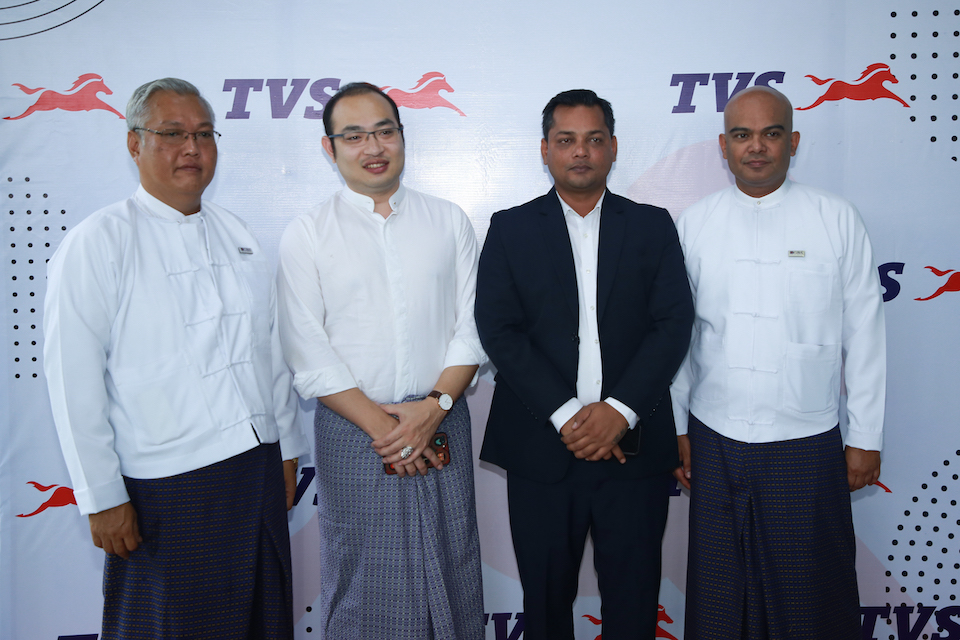 TVS Showroom Opening (Photo 3)