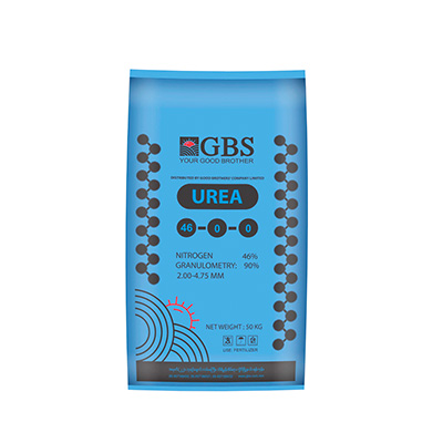 GBS Brand Fertilizer : UREA (Nitrogen Fertilizer)