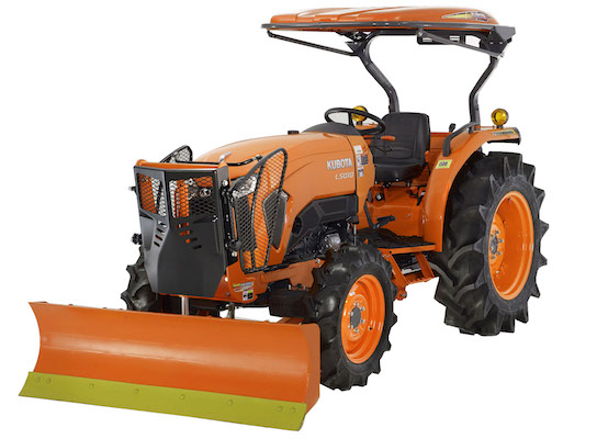 Kubota Brand Four Wheel Tractor : L5018
