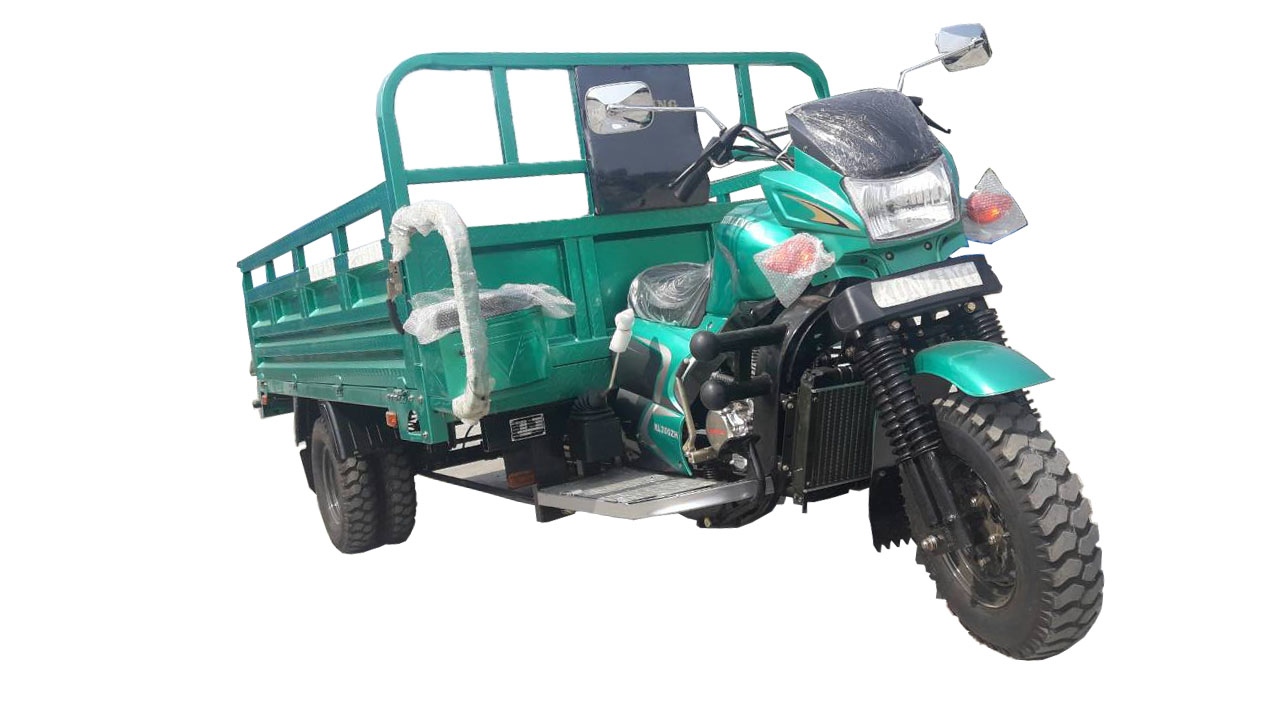 Xunling Brand Tricycle XL300ZH - 300CC (9Feet)